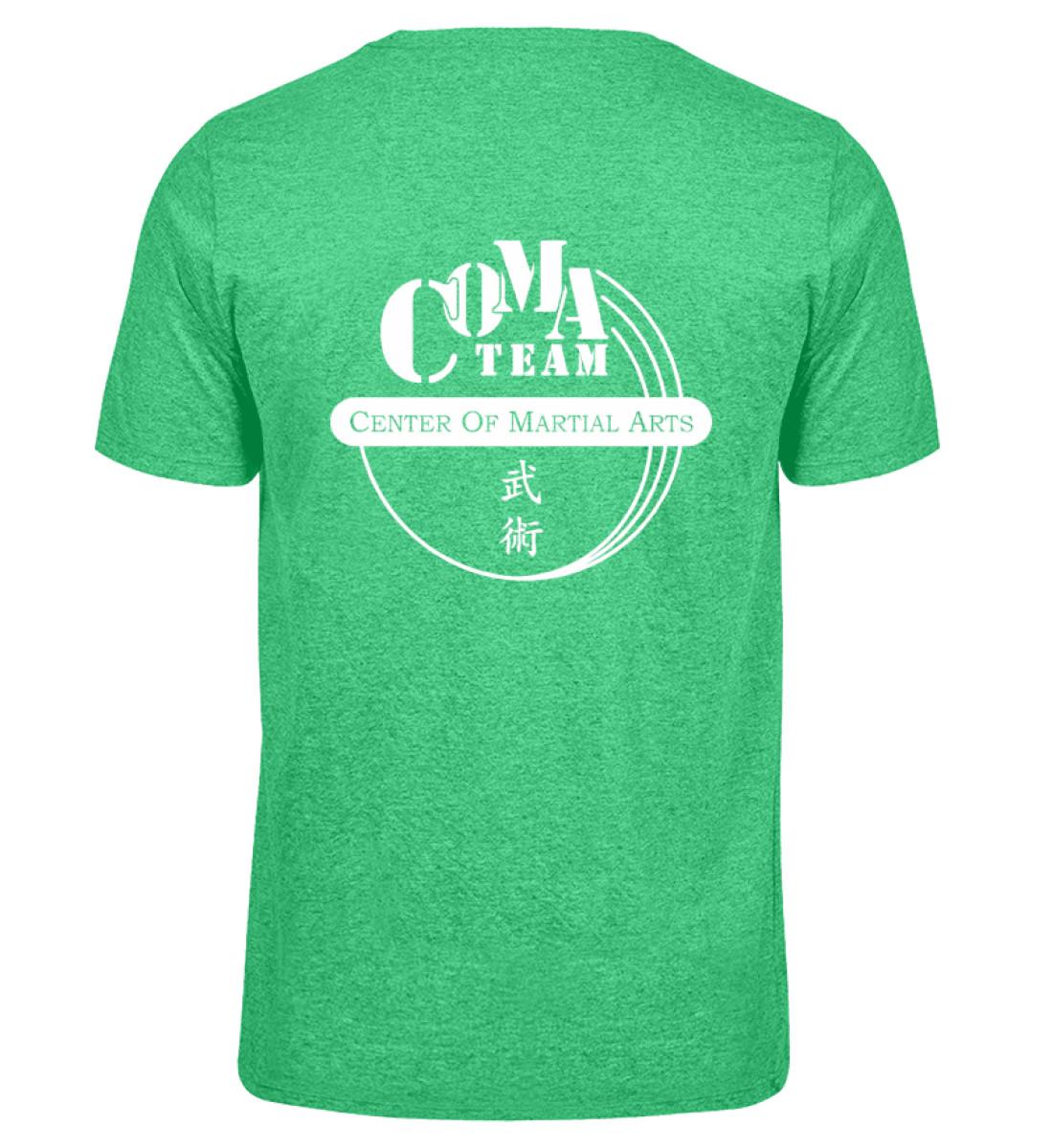 COMA Team - Herren Melange Shirt-6804
